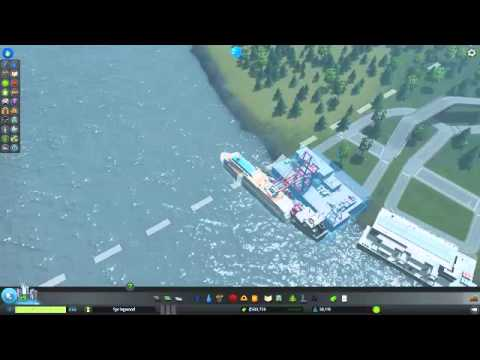 Cities Skylines Harbor Bugs