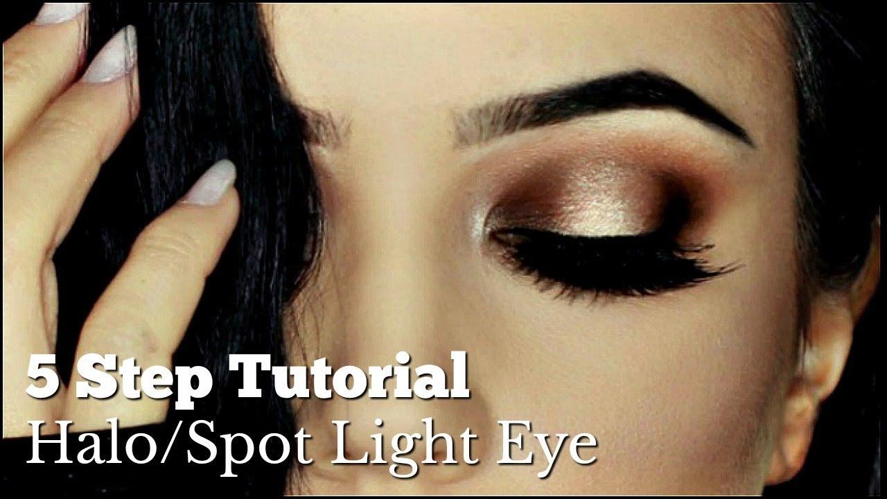 Beginner Spotlight Halo Eye Makeup Tips & Tricks  TheMakeupChair  9 Easy  Steps