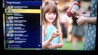 Vu solo2 full Xbmc All channels UK.
