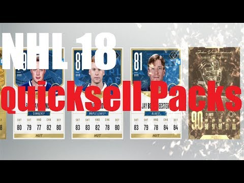 PULL an OVI: ALL or NOTHING PACKS... LEGEND DISCARD   (NHL 18 PACKS)