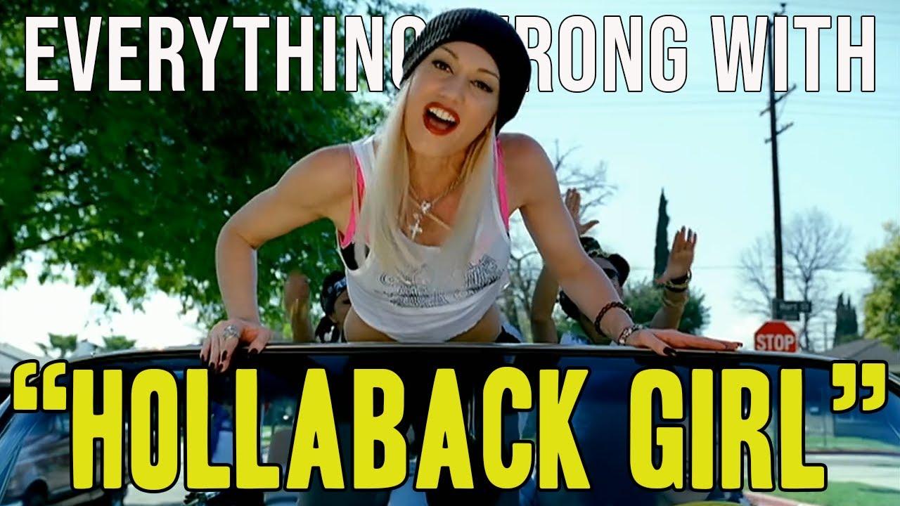 "Everything Wrong With Gwen Stefani - ""Hollaback Girl"""