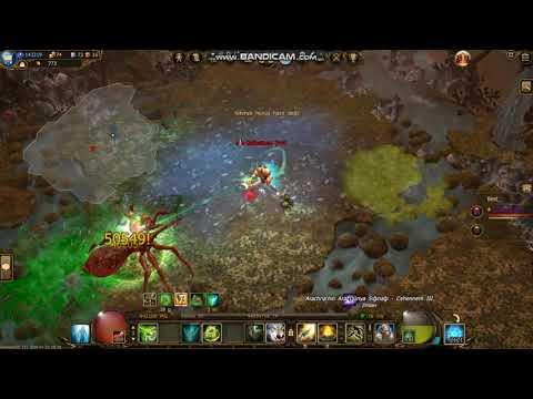 Drakensang Online Quicksilver A2 Infernal 3 Solo+++