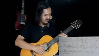 Lihat Kebunku - Tutorial Gitar Rudy Musik ( Fingerstyle)