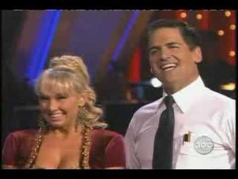 Dancing with the Stars - Mark Cuban - Samba
