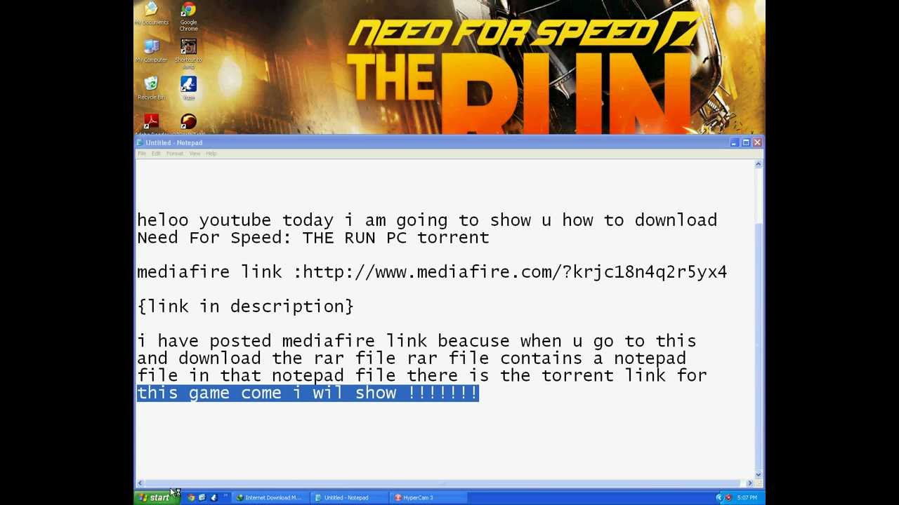 Need For Speed The Run Download For PC Free ( NFS The Run )