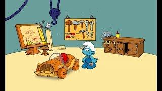 Обзор онлайн игры для малышей собери автомобиль.Развивающие игры