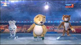 видео Символ Олимпиады Сочи