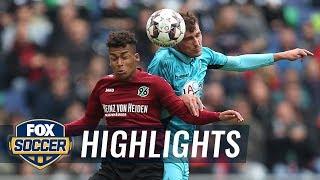 Hannover 96 3 - 0 Freiburg