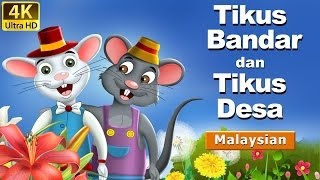 Video Tikus Bandar dan Tikus Desa   Kartun kanak-kanak   Cerita kanak kanak   Malaysian Fairy Tales download MP3, 3GP, MP4, WEBM, AVI, FLV Juli 2018