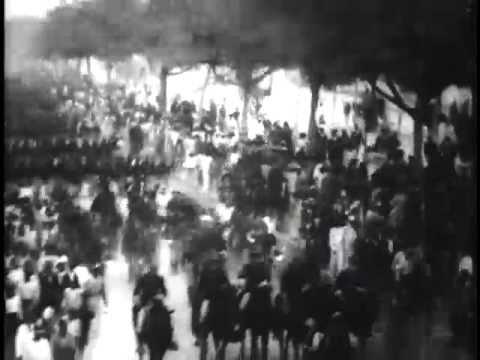 General Lee's procession, Havana