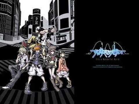 TWEWY OST: #11 Give Me All Your Love