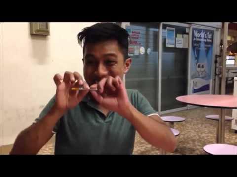 Syazwan Yunos - Compilation Dah Jangan Hisap Rokok Lagi ( Part 1- Part6 )