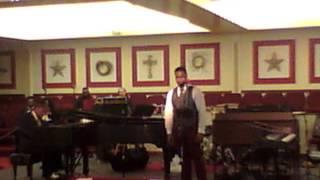 Andrae' Crouch The Promise - Stephen Fowler & Phillip K Jones II