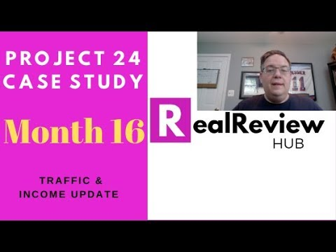 Project 24 Income School Review Month 16 Of 24 Case Study