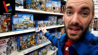 WALMART LEGO VLOG!