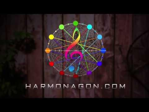 Harmonagon - Free Online Music Writing and Sheet Music App