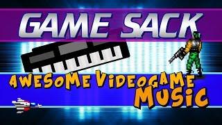 Awesome Videogame Music - Game Sack