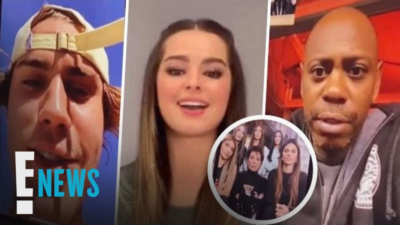 Justin Bieber, Addison Rae & More Get Pranked By Kardashians News
