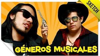 Si Los Géneros Musicales Fueran Personas   SKETCH   QueParió! ft. Magafi thumbnail