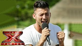Jake Quickenden sings Every Little Thing She Does Is Magic | Judges