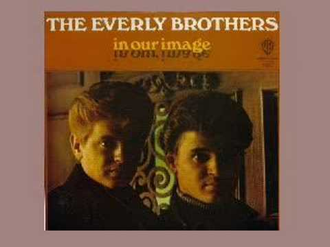 The Everly Brothers thru the years. 3 songs