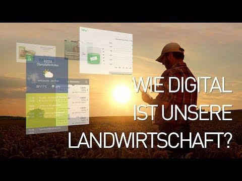 Smart Farming – Wie digital ist unsere Landwirtschaft?
