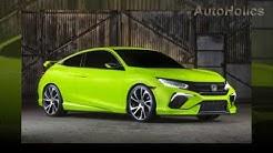 Honda Civic Turbo Modification Show off