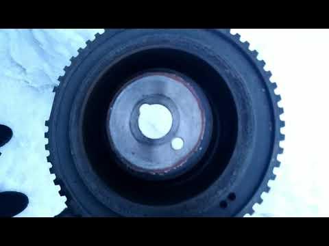 Детонация двигателя гранта