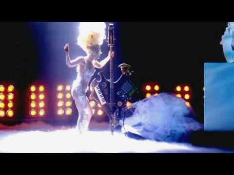 Lady GaGa - Medley (Brit Awards 2010)