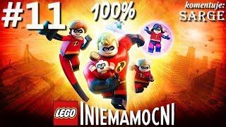 Zagrajmy w LEGO Iniemamocni [PS4 Pro] odc. 11 - Ratunek dla Pana Iniemamocnego