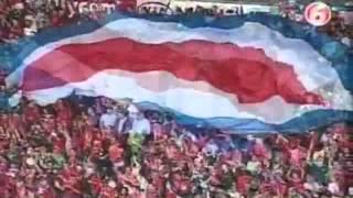 Agárrense de las Manos - Selección de fútbol de Costa Rica.