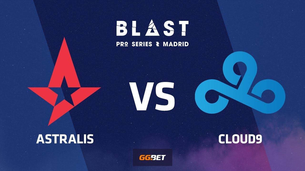 Astralis vs Cloud9 | Inferno | BLAST Pro Series Madrid 2019