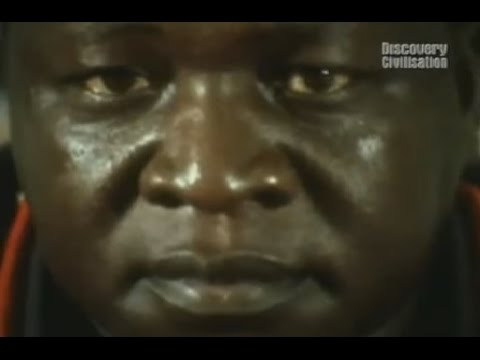 The Most Evil Men In History - Idi Amin
