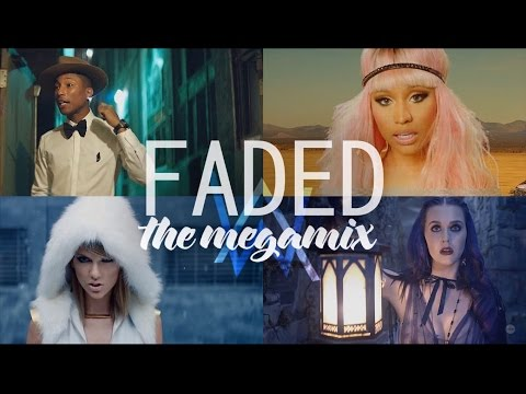 Faded – Ed Sheeran • Katy Perry • Nicki Minaj • Justin Bieber • Sia (The Megamix) T10MO