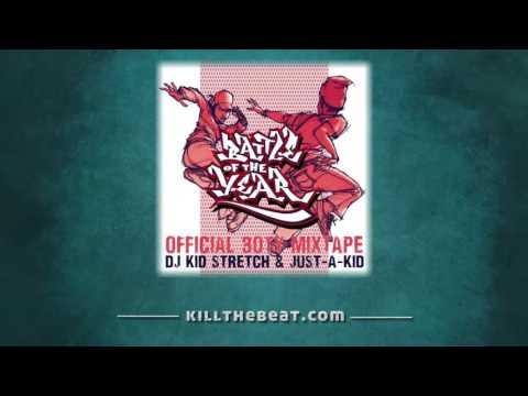 DJ Kid Stretch - Battle of the Year Germany 2015   Bboy Mixtape   Free Download
