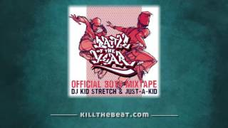 DJ Kid Stretch - Battle of the Year Germany 2015 | Bboy Mixtape | Free Download