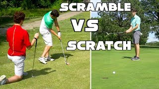 I Played a Match Against Two 18 Handicap Golfers... This is what happened