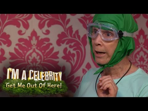 Lady C Is Convinced The Snake Will Kill Her | I'm A Celebrity... Get Me Out Of Here!