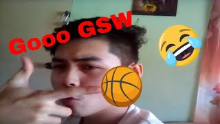 Watching gsw vs rockets game 3