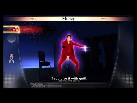 Michael Jackson The Experience Money PS3 FULL HD