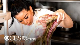 The Dish: Chef Angie Mar