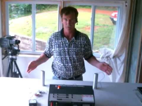 Edd Edwards controling Chi Energy on CDP recorder