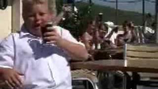Zangerbob - Ik drink graag een bier met henkie