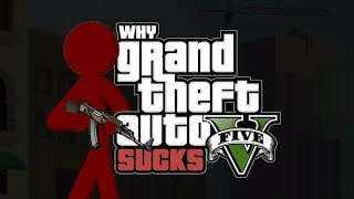 Pivot: Why Grand Theft Auto V Sucks