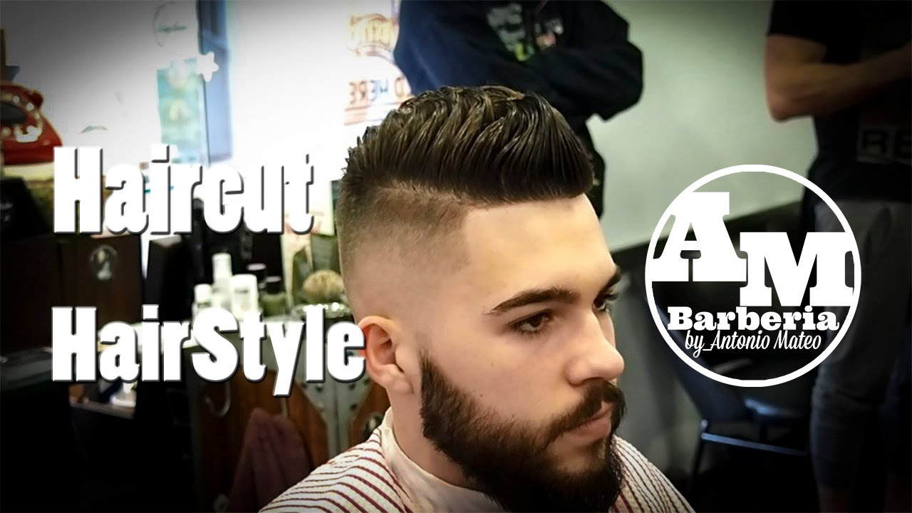 Justin Bieber Undercut With Skin Fade And Hairstyle By Antonio Mateo