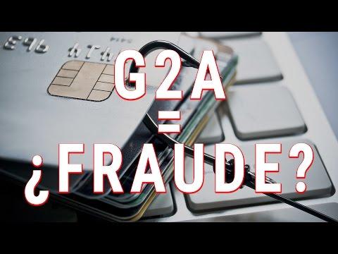 Educando Al Gamer | ¿G2A es un fraude?