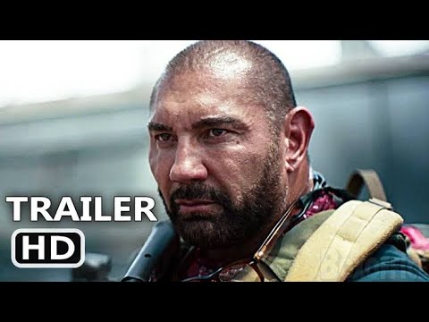 ARMY OF THE DEAD OFFICIAL TRAILER 2021 HD