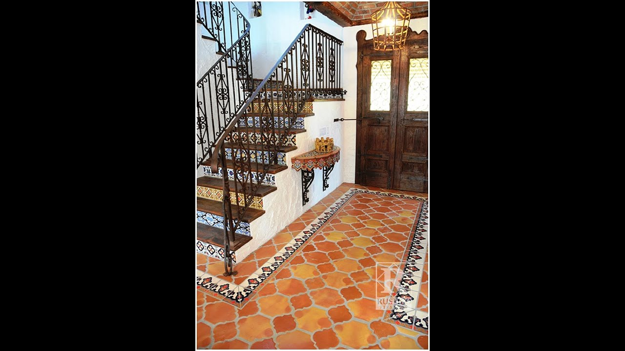 How to seal saltillo tile and terracotta tile youtube how to seal saltillo tile and terracotta tile dailygadgetfo Choice Image