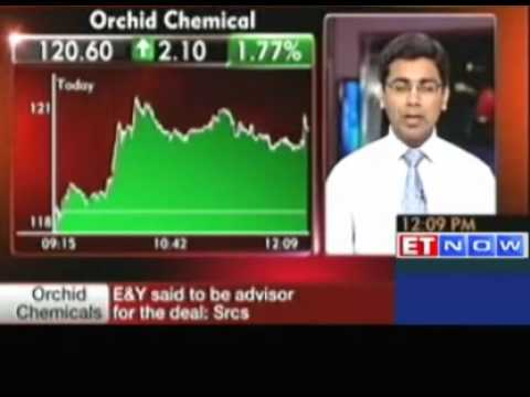 Orchid Chemicals to raise funds via stake sale: Sources