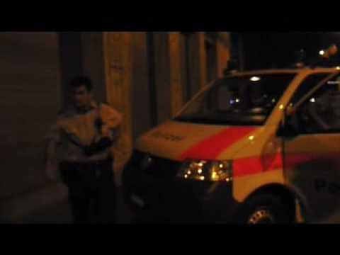 NACHT-KREIDE-EVENT | We Are Change Switzerland | 9/11 ist eine Lüge | ZÜRICH Teil 1